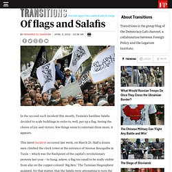 Of flags and Salafis