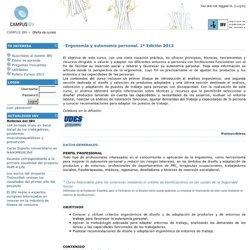 Oferta de cursos:ERGAUT13_1