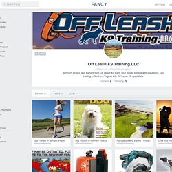 Off Leash K9 Training.LLC important profile on fancy