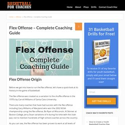 Flex Offense - Complete Coaching Guide
