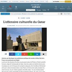 Culture : L'offensive culturelle du Qatar
