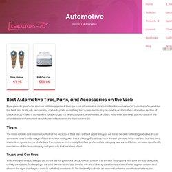 Best Offer on Automotive - Lenoxtons20.com