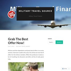 Military Travel Source