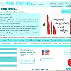 Offers@heal-eternity