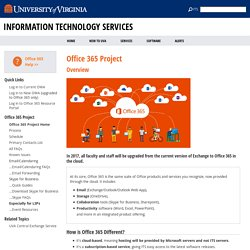 Office 365 Project