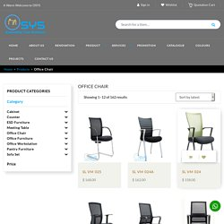 Online Office Chairs Singapore