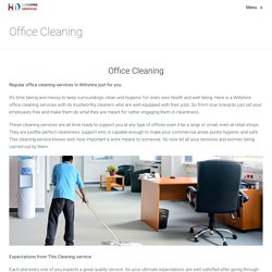 Office Cleaning – HD Clean