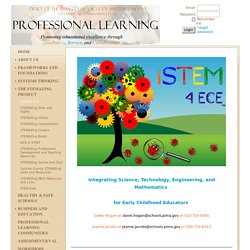 Office of the Pima County School Superintendent - iSTEM 4 ECE