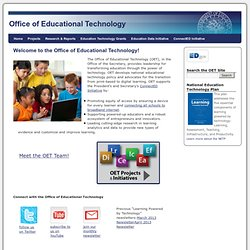 Office of Educational Technology
