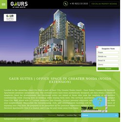 Office Space in Greater Noida