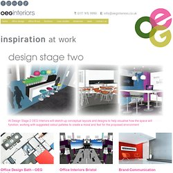 Office Design Bath & Office Interiors Bristol - OEG Interiors