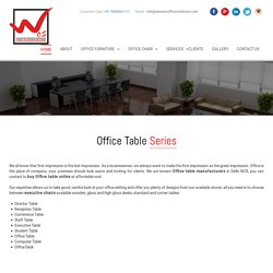 Office Table Manufacturers, Buy Office Table Online, Computer Table, Office Desk