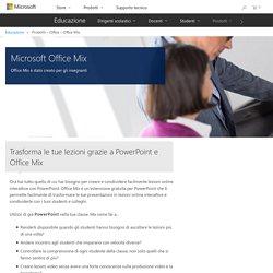 Office Mix - Microsoft Education