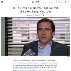 21 'The Office' Moments That Will Still Make You Laugh Out Loud