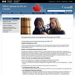 Office national du film du Canada
