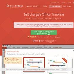 Téléchargez Office Timeline - Office Timeline