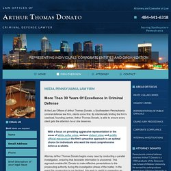 The Law Offices of Arthur Thomas Donato