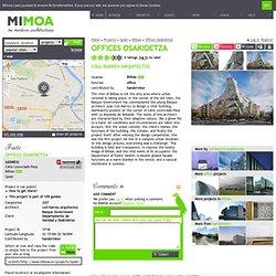 Offices Osakidetza, coll-barreu arquitectos