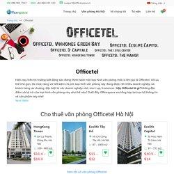 Officetel là gì ? - Top 5 tòa nhà Officetel Hà Nội 2019
