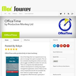 OfficeTime - Mac Sources
