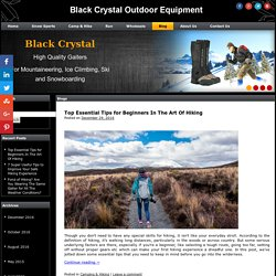 Black Crystal Online Blogs