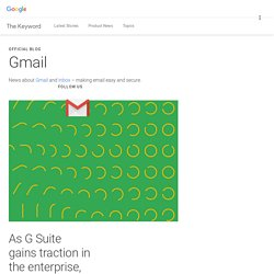 Official Gmail Blog