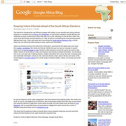 Official Google Africa Blog