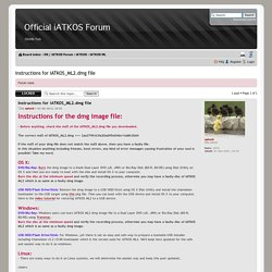 View topic - Instructions for iATKOS_ML2.dmg file