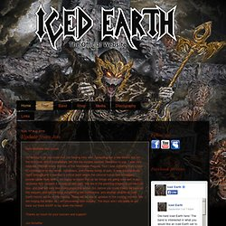 The Official Iced Earth Website