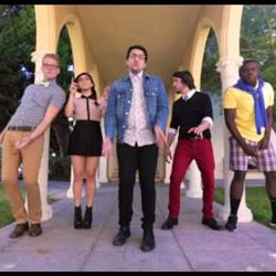 ▶ [Official Video] Can't Hold Us - Pentatonix (Macklemore & Ryan Lewis cover)