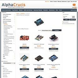 Arduino (Produits Officiels)