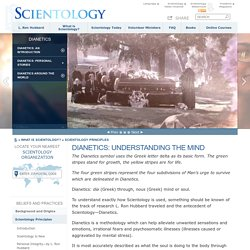 Official Church of Scientology: Dianetics, Videos, L. Ron Hubbard Book, Auditing, What is the Mind
