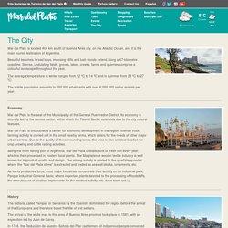 Official site of Tourism Mar del Plata