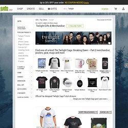 Official Twilight Breaking Dawn Merchandise, T shirts & Apparel