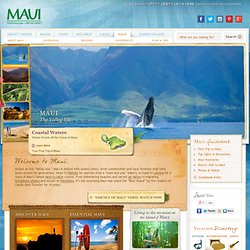 Maui's Official Travel Site Find Vacation & Travel Information.url