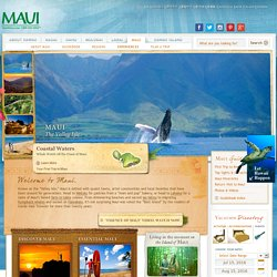 Maui's Official Travel Site: Find Vacation & Travel Information