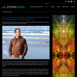 The Artist - Official page of Visionary Artist PUMAYANA