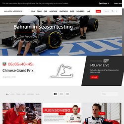 Home / Vodafone McLaren Mercedes