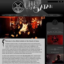Church of Satan: The Official Web Site