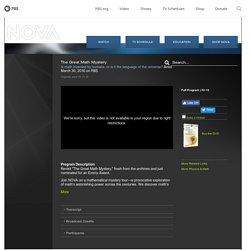NOVA - Official Website