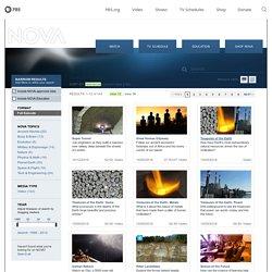 Watch NOVA Programs Online