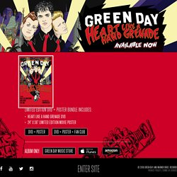 GreenDay.com: Valentines and Cigarettes