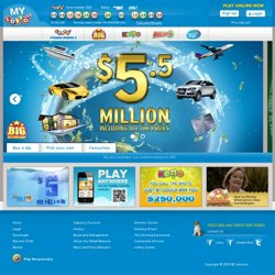 MyLotto - Player Site