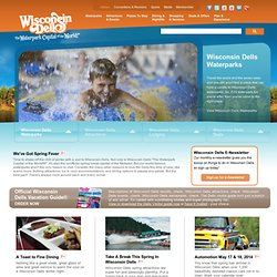 Official Site For Wisconsin Dells Tourism Info & More | Wisconsin Dells
