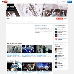 a-ha (YouTube)