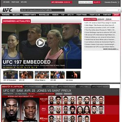 UFC® : Ultimate Fighting Championship®