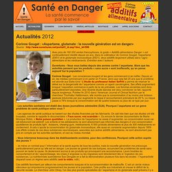 Site officiel de Corinne GOUGET - Multimédia