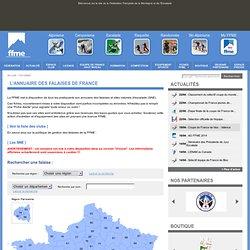 Site officiel de la Fédération Française de la Montagne et de l'Escalade (FFME)