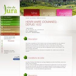 Site Officiel des Vins du Jura - Comité Interprofessionnel des Vins du Jura