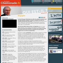 Jacques Cheminade biographie